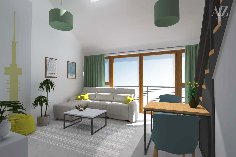 lakás átalakítása